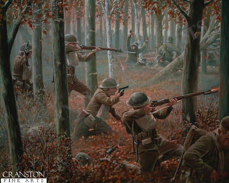 Get 6 FREE WW1 Military Art Prints!