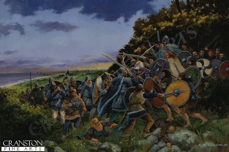 At the moment of the crowing triumph of his career, Brian Boru, the high king of Ireland is struck down after a final desperate attack by one of his enemies.