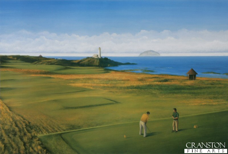 SC43P. Turnberry Golf Course by Fraser Shaw (P)