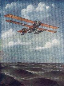The Eyes of the Fleet - A Short Seaplane by Geoffrey Watson.