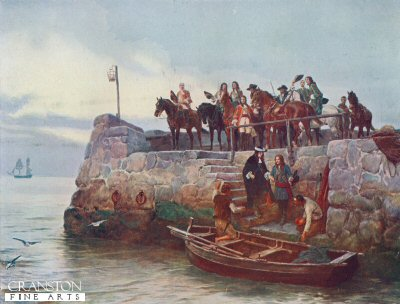 A Lost Cause: The Flight of James II After the Battle of the Boyne, 1690 by Andrew C Gow.