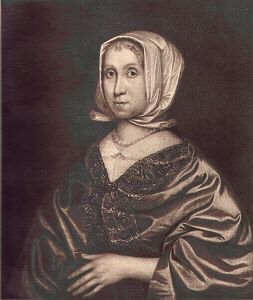 Mrs Cromwell (Elizabeth Steward) Oliver Cromwell's Mother.