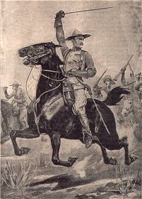 Major-General Baden Powell possibly by Richard Caton Woodville