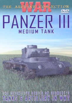 Panzer III Medium Tank.