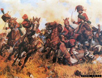 A Chasseurs Fate by Keith Rocco.