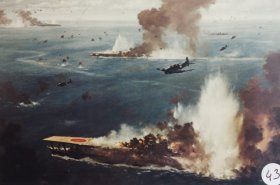 The Battle of Midway June 4th 1942  by R G Smith.