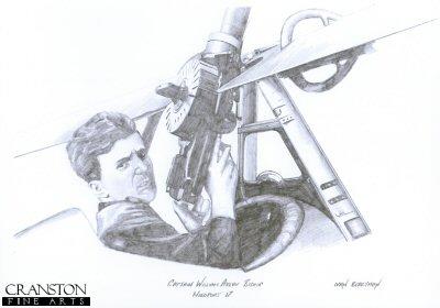 Captain William Avery Bishop by Ivan Berryman.