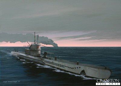U-552 by Ivan Berryman. (PC)