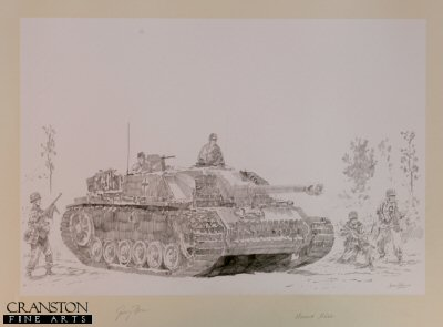 Stug III by Jason Askew. (P)