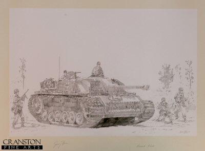 Stug III by Jason Askew. (P)