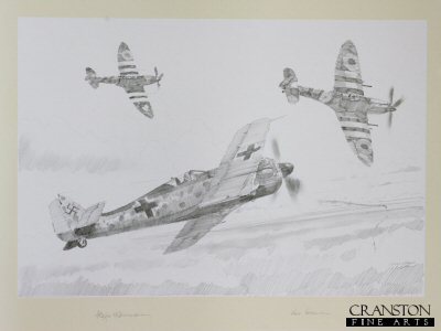 Fw190 by Jason Askew. (P)