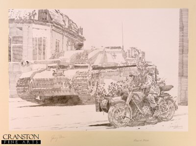 Stug and Motorbike by Jason Askew. (P)