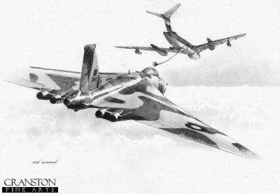 Vulcan Refuel by Ivan Berryman.