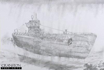 U-Boat by Jason Askew. (P)