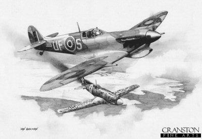 Victory Over Malta by Ivan Berryman.