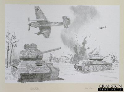 Stukas of SG77 by Jason Askew. (P)