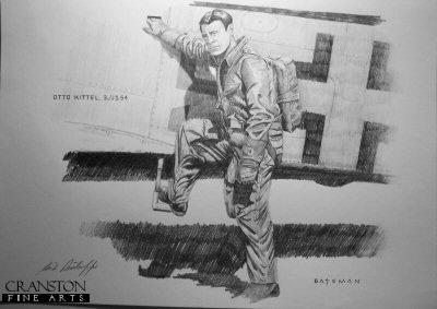 Otto Kittel by Brian Bateman. (P)