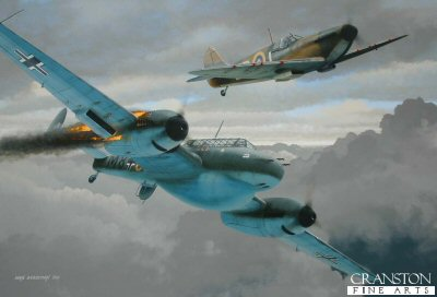 Tribute to Pilot Officer Ted Shipman by Ivan Berryman.
