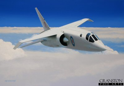 Legend - TSR.2 by Ivan Berryman. (B)