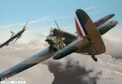 Tribute to Flying Officer Count Manfred Beckett Czernin by Ivan Berryman. (APB)
