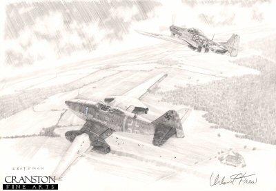 Shooting Swallows by Brian Bateman. (P)