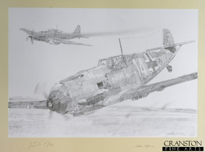 Combat over the Russian Front by Jason Askew. (P)