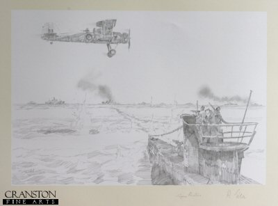 Swordfish Attack on U-652 by Jason Askew. (P)