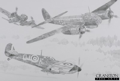92 Squadron Intercept by Jason Askew. (P)
