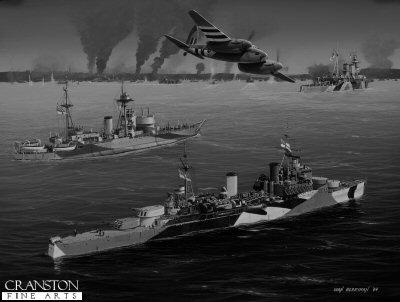 Operation Neptune by Ivan Berryman.