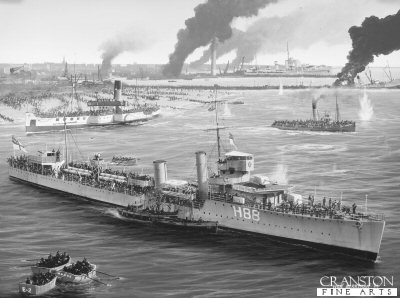 Dunkirk by Ivan Berryman.