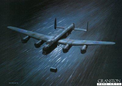 Moonlight Run (Dambusters) by Ivan Berryman.
