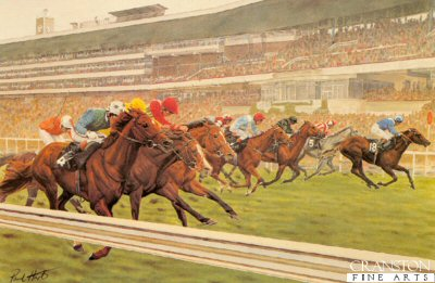 Ascot by Paul Hart.