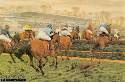 Sandown Park by Paul Hart.