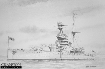 HMS Resolution by Ivan Berryman. (Y)