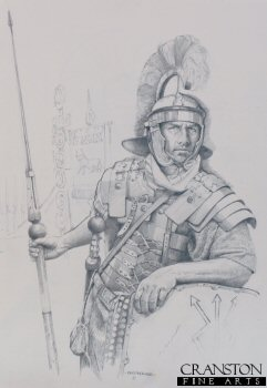 The Might of the Roman Legions by Chris Collingwood. (P)
