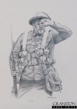 British Tommy, 1916 by Chris Collingwood. (P)