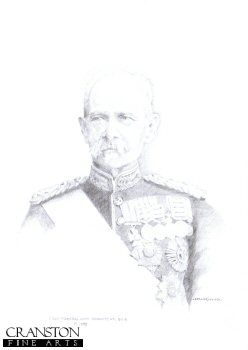 Field Marshal Lord Roberts V.C. , G.C.B. c.1899 by Chris Collingwood.