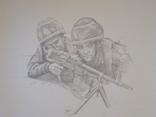 British Paratroopers 2002 by Chris Collingwood. (P)