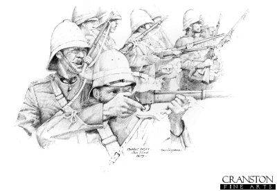 Rorkes Drift by Chris Collingwood.