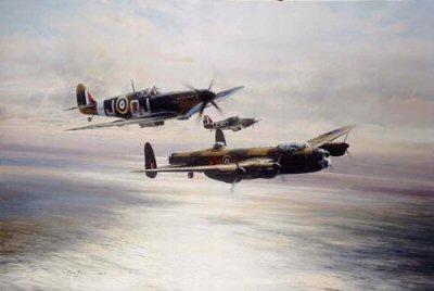 Memorial Flight by Robert Taylor