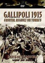 Line of Fire - Gallipoli 1915