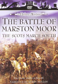 The Battle of Marston Moor - The Scots March South.