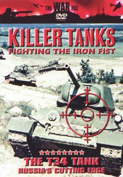 Killer Tanks Series - The T34 Tank
