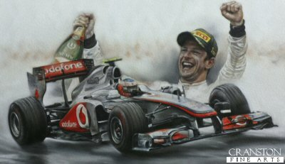 Jenson Button - Canada 2011 by Stephen Doig. (P)