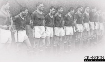 Busby Babes by Stephen Doig.