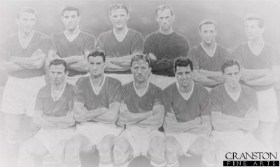 The Busby Babes by Stephen Doig.