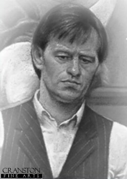 Alex Higgins - Snooker Legend by Stephen Doig.