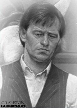 Alex Higgins - Snooker Legend by Stephen Doig.