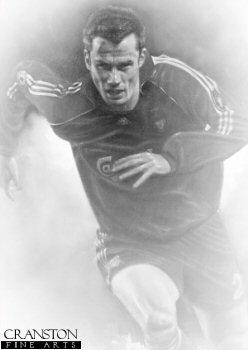 Jamie Carragher by Stephen Doig.