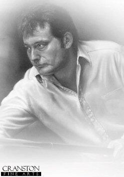 Jimmy White - Snooker Legend by Stephen Doig.